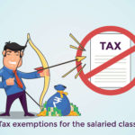 Tax exemptions for the salaried class