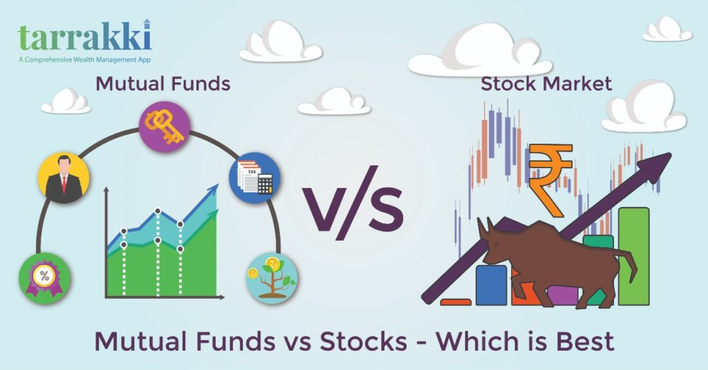 MF Vs Stocks
