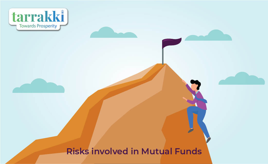 Risks involved in mutual funds