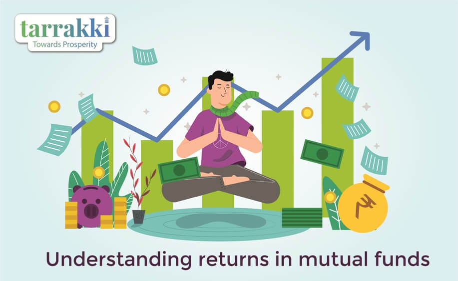 Understanding returns in mutual funds