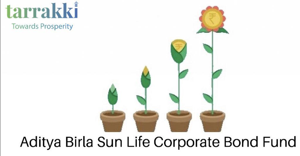 3 Aditya Birla Sun life Corporate Fund