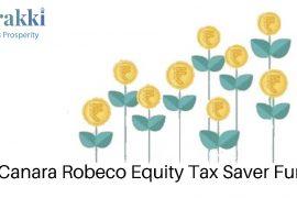 Canara Robeco Equity Tax Saver Fund