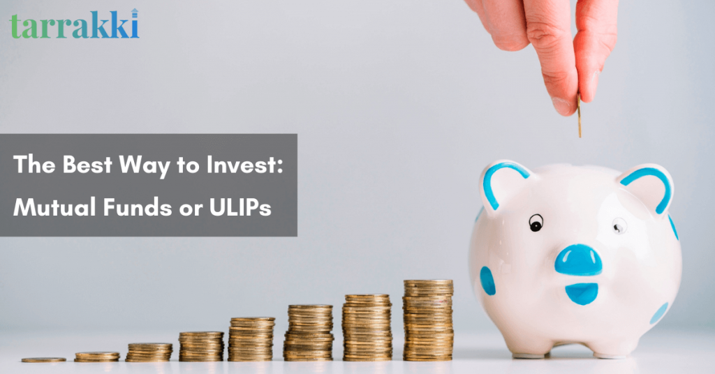 mutual funds or ulips